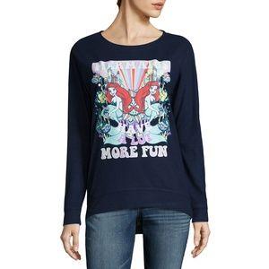 Disney Little Mermaid Princess Ariel Sweatshirt